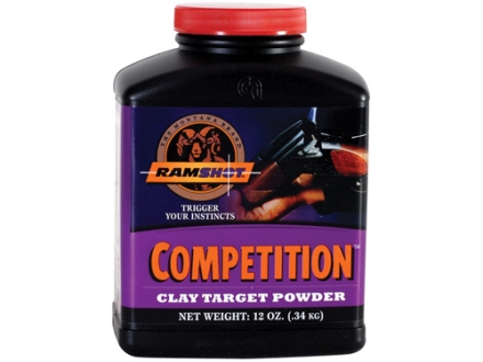 Ramshot Competition Smokeless Powder
