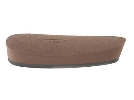 Hogue Recoil Pad Grind to Fit Medium Brown