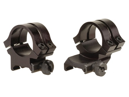 "Weaver 1"" Quad-Lock 4X4 Extended Rings Matte High"