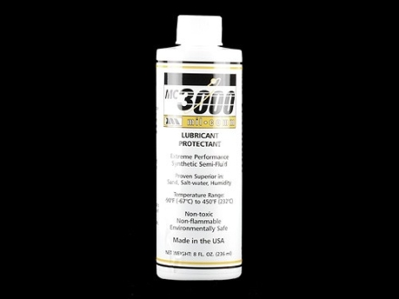 Mil-Comm MC3000 Semi-Fluid Gun Oil 8 oz Liquid