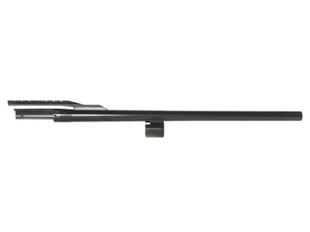 "Remington Slug Barrel Remington 1100 12 Gauge 2-3/4"" 21"" Rifled with Cantilever Mount Blue"