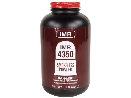 IMR 4350 Smokeless Powder