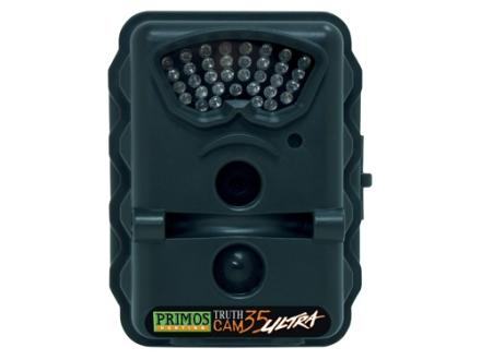 Primos Truth Cam 35 Ultra Infrared Game Camera 3.0 Megapixel Black