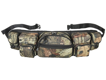 Allen Excursion 9-Pocket Fanny Pack Polyester Mossy Oak Break-Up Infinity Camo