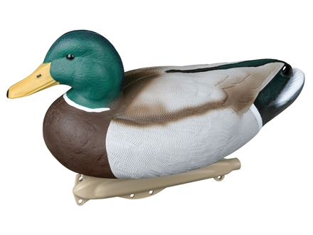 Flambeau Storm Front Premium Weighted Keel Mallard Duck Decoys Pack of 6