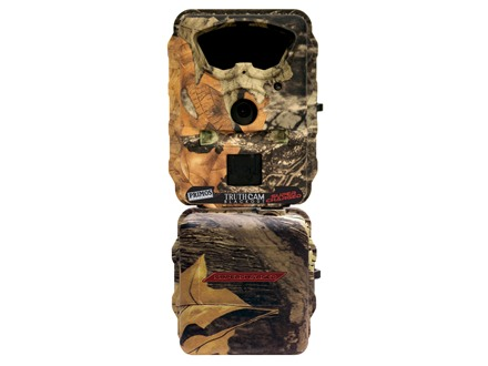 Primos Truth Cam Supercharged Blackout Black Flash Infrared Game Camera 7.0 Megapixel Matrix Camo