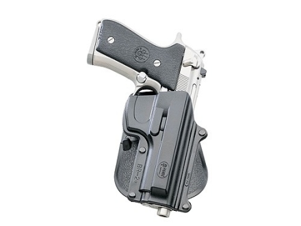 Fobus Paddle Holster Right Hand Beretta 92, 96 (Except Brigadier, Elite, Vertec), Taurus PT92, PT99 Polymer Black