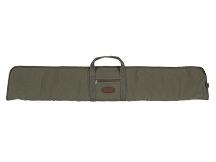 "Boyt Double Shotgun Gun Case 52"" Canvas Green"