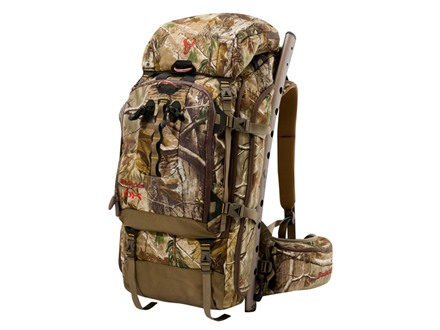 Badlands OX External Frame Backpack Polyester and Aluminum Realtree Max-1 Camo