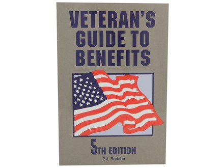"""Veteran's Guide to Benefits 5th Edition"" Book by P.J. Budahn"