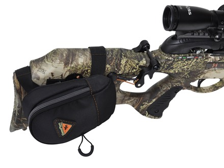GamePlan Gear XBOLT Crossbow Stock Stash Black