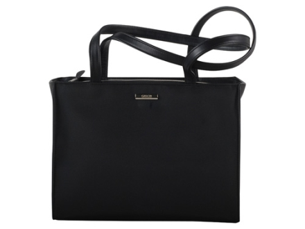 Galco Paige Conceal Carry Handbag Nylon Microfiber Black