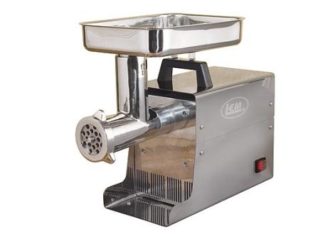 LEM #12 Meat Grinder Kit 3/4 HP Stainless Steel