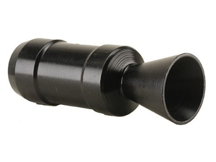 FA Enterprises Krinkov Muzzle Brake M14x1.0 LH Thread Pre-Ban Ak-47, AK-74 Steel Blue