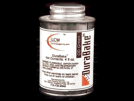 Lauer DuraBake Firearm Finish 4 oz