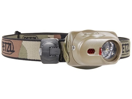 Petzl TacTikka XP Headlamp LED Bulb with Batteries (AAA) Polymer