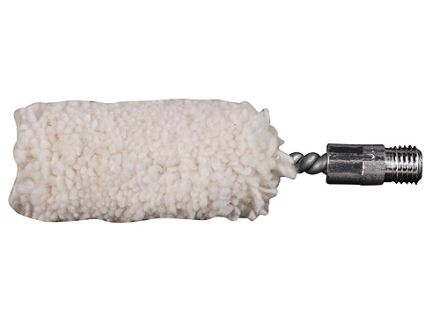 Bore Tech Shotgun Bore Cleaning Mop 5/16 x 27 Thread Cotton