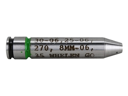 PTG Headspace Go Gage 30-06 Springfield, 25-06 Remington, 270 Winchester, 8mm-06 Springfield, 338-06 A-Square, 35 Whelen