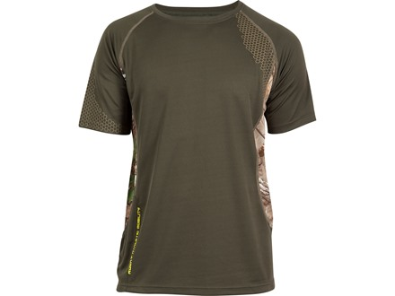 Rocky Men's RAM Performance Short Sleeve T-Shirt Polyester