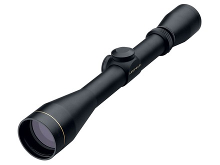 Leupold VX-1 Rifle Scope 3-9x 40mm Wide Duplex Reticle Matte
