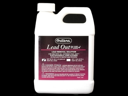 Outers Lead Out Plus For Foul Out Cleaning System 1 Quart