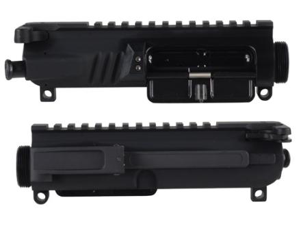 JP Enterprises Upper Receiver Assembled AR-15 Side Charging Handle Flat-Top With Low Mass Bolt Carrier Matte