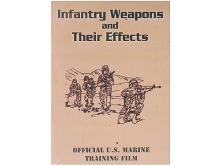 """Gun Video """"Infantry Weapons and Their Effects"""" DVD"""