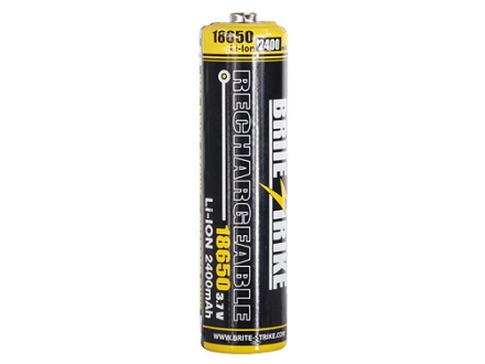 Brite Strike Battery Rechargeable 18650