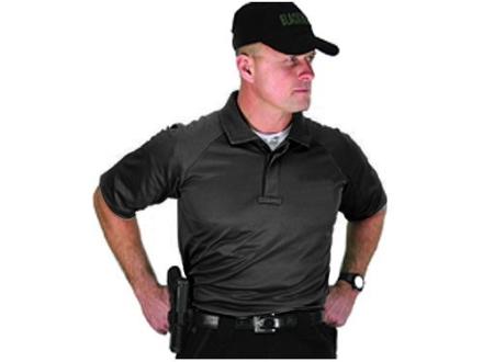 Blackhawk Warrior Wear Performance Polo Shirt Short Sleeve Synthetic Blend