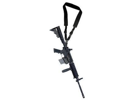 The MAX-Ops Gear A-TAC Tactical Single-Point Sling Nylon Black