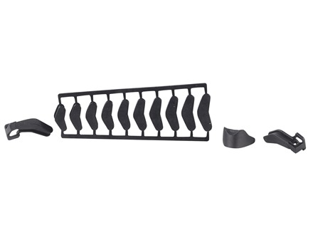 Benelli ComforTech Stock Chevron Kit Black