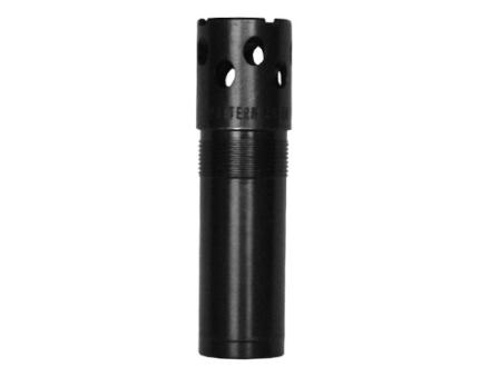 Patternmaster Ported Choke Tube Benelli, Beretta Mobilchoke 12 Gauge Stainless Steel Black