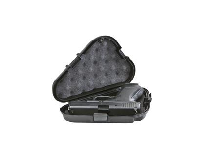 Plano Shaped Pistol Case Black