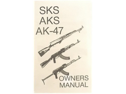 """AK-47 Owner's Manual"""