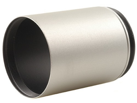 "Leupold Alumina 2-1/2"" Sunshade (2004 and Newer) 40mm Silver"