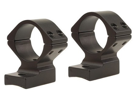 "Talley Lightweight 2-Piece Scope Mounts with Integral 1"" Rings Browning A-Bolt Winchester Super Short Magnum (WSSM) Matte Medium"