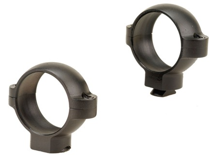 "Burris 1"" Signature Standard Rings Matte High"