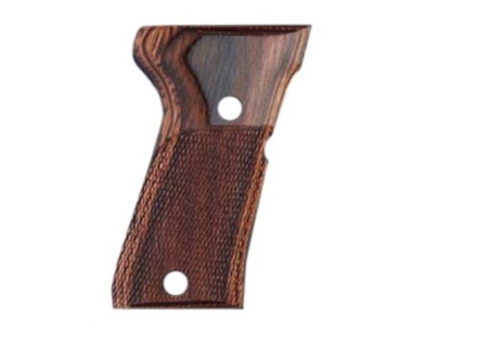 Hogue Fancy Hardwood Grips Beretta 92FS Compact Checkered Rosewood Laminate