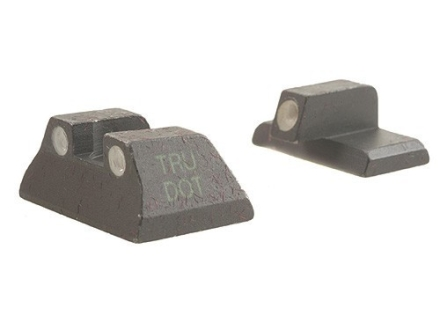 Meprolight Tru-Dot Sight Set HK P2000 Compact, Sub-Compact Steel Blue Tritium Green