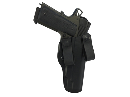 Blade-Tech Nano Inside the Waistband Holster Right Hand 1911 Officer Kydex Black