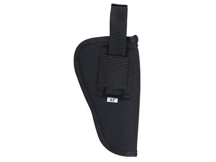 "Soft Armor Belt Holster Ambidextrous Taurus Judge 3"" Nylon Black"