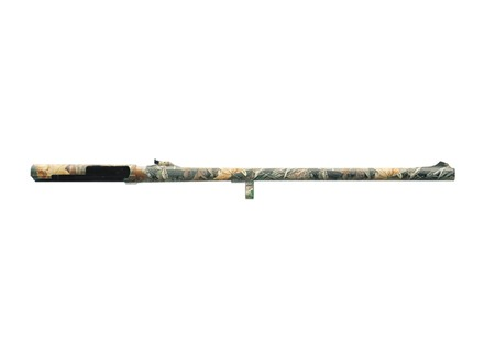 "Benelli Barrel Super Black Eagle II 12 Gauge 3"" 24"" Rifled Slug with Sights Advantage Timber HD Camo"