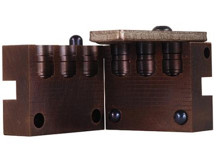 Saeco 3-Cavity Bullet Mold #944 44 Special, 44 Remington Magnum (430 Diameter) 200 Grain Wadcutter