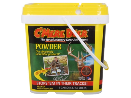 C'Mere Deer XTREME Deer Attractant Powder 2 Gallon