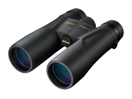 Nikon Prostaff 7 Series ATB Binocular 10x 42mm Roof Prism Armored Black
