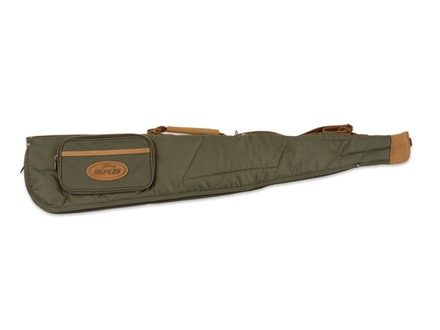 "SKB Dry-Tek Shotgun Case with Pocket 50"" Nylon Green"