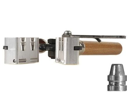 Lee 2-Cavity Bullet Mold 401-145-SWC 40 S&W (401 Diameter) 145 Grain Semi-Wadcutter
