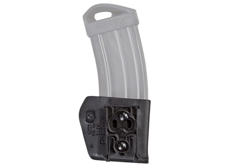 Safariland 774 Magazine Pouch AR-15 with ELS 34 Kydex Black