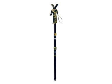 Primos Trigger Stick Tall Monopod Shooting Sticks Polymer Mossy Oak Break-Up Camo