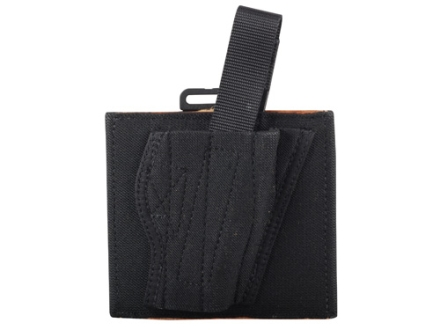 DeSantis Apache Ankle Holster Glock 42, Smith & Wesson M&P Shield Nylon Black